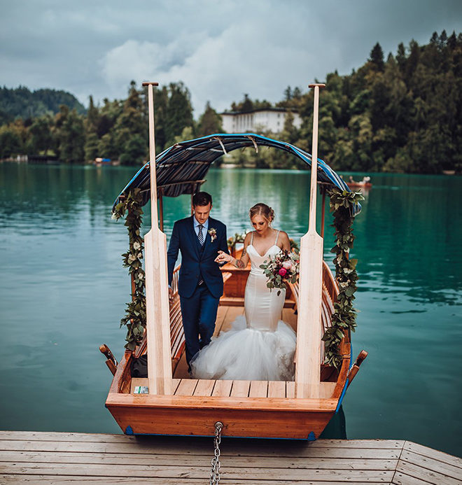 Destination Weddings - Natanie and Mark