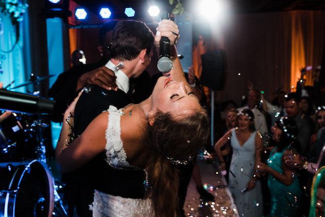 unique wedding reception entertainment ideas karaoke