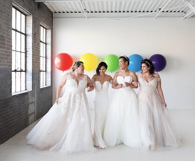 Randy Fenoli Trunk Show, Wedding Wear, wedding gowns, dresses, fenoli, boutique, salon, houston