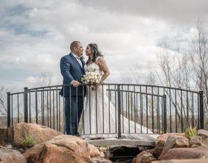 Dusty Rose & Navy DIY Wedding By J. Ernest Media