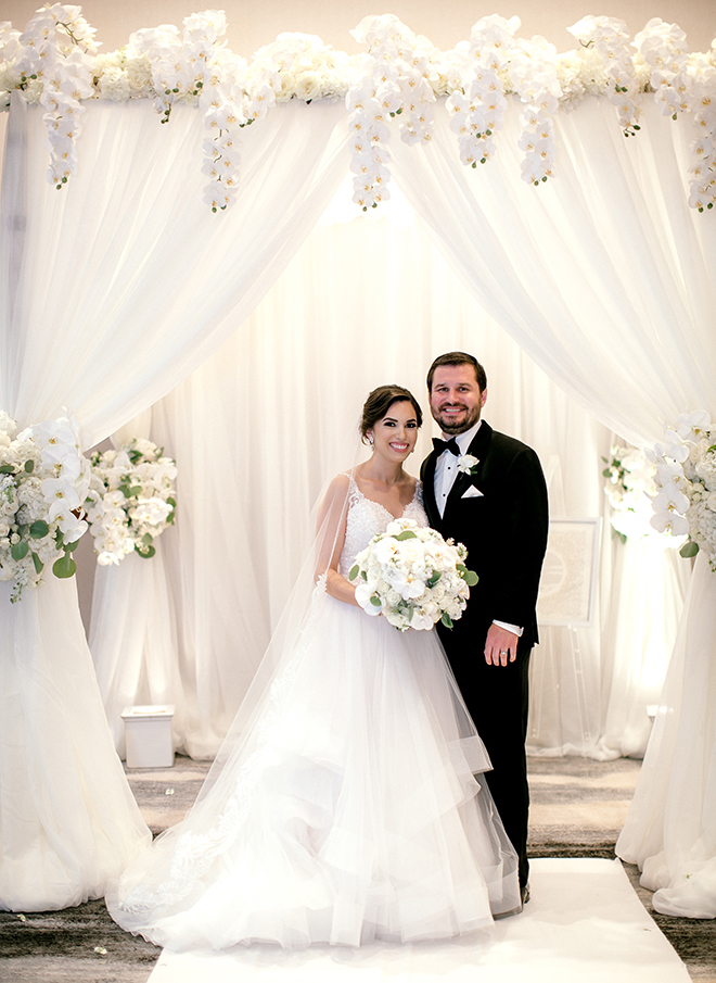 bride, groom, wedding flowers, jewish ceremony, plants n petals, hotel zaza memorial city, chuppah