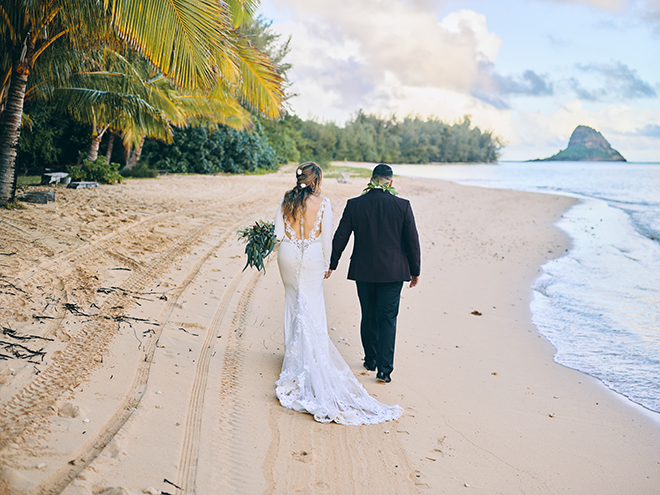destination wedding, hawaii, wedding, photography, civic photos, tropical, beach