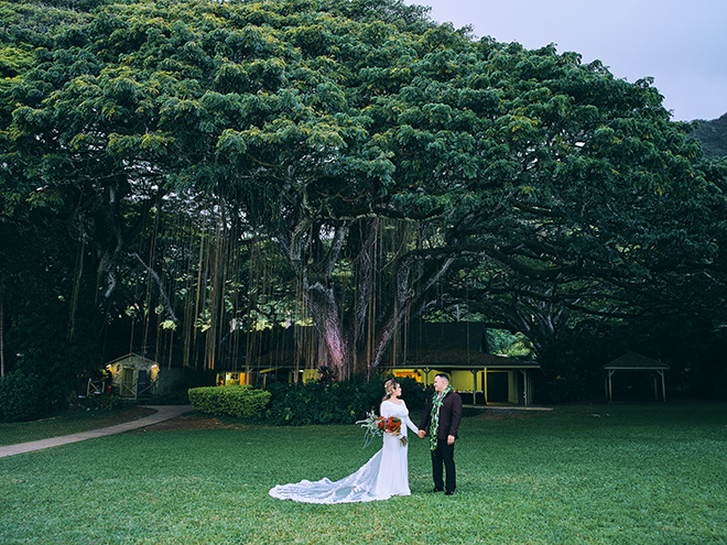 destination wedding, hawaii, wedding, photography, civic photos, videography, meant to be films, tropical