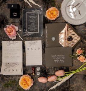 11 Creative Wedding Signs & Stationery Ideas