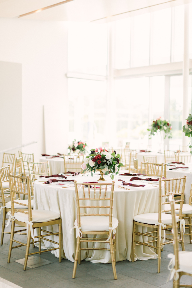 reception decor, eb inc, linens, table setting, kate elizabeth photography