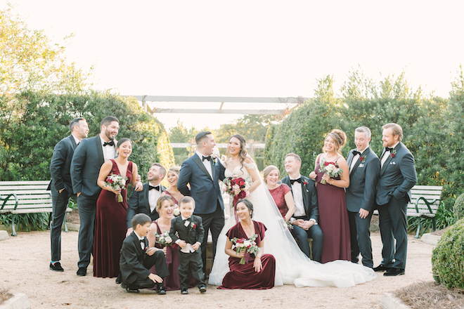 wedding party, wedding photography, houston wedding photographer, kate elizabeth photography