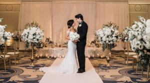 Romantic Persian Wedding at The Houstonian Hotel, Club & Spa