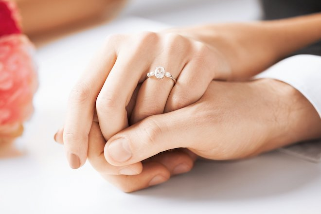 diamond engagement rings, I W Marks Jewelers