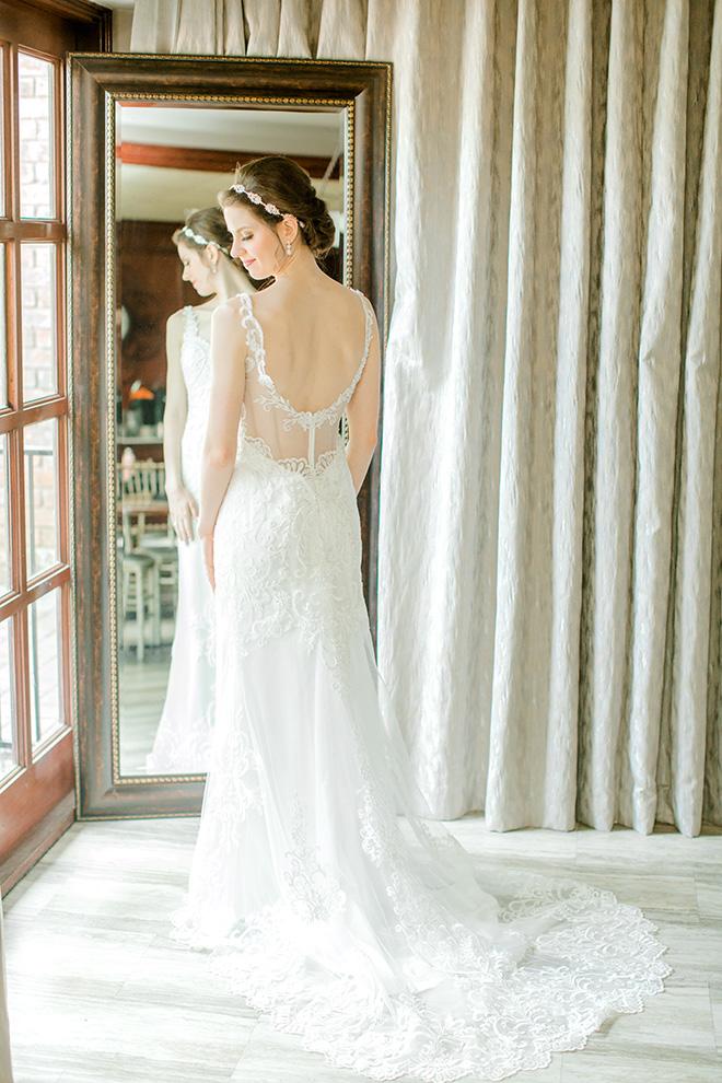 bridal portrait, bridal gown, wedding dress, wedding accessories, bridal hair, updo