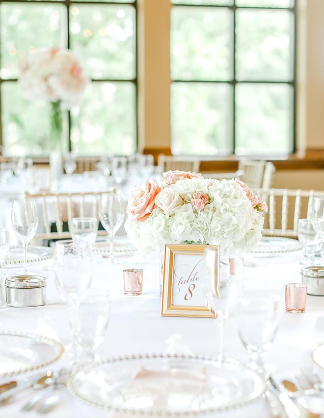 northgate country club, wedding venue, classic wedding, reception decor, white linens, EB inc