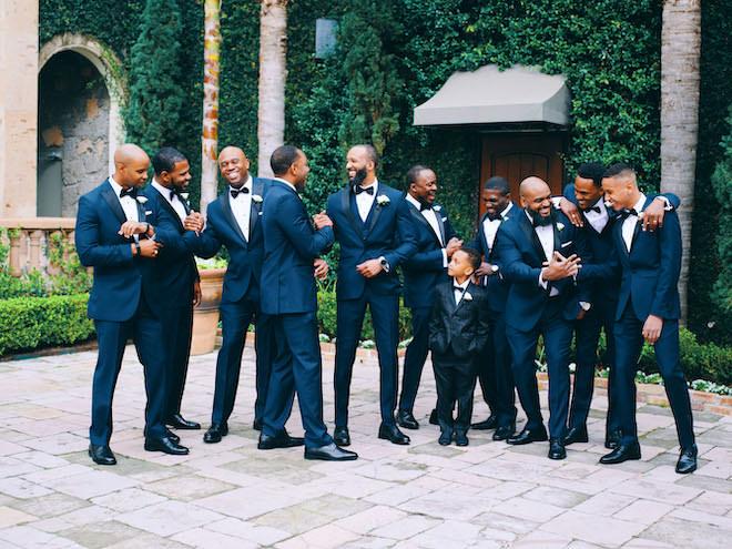 groom, groomsmen, the bell tower on 34th, wedding, photography, houston, photographer, civic photos
