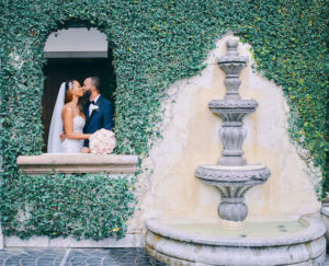 Garden Inspired Wedding at The Bell Tower on 34th By Civic Photos