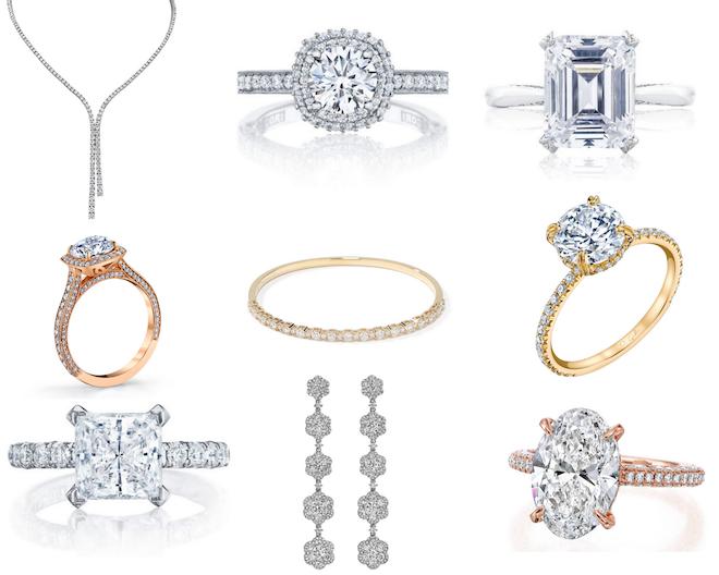 zadok jewelers, engagement rings, diamonds, luxury, necklaces, bracelet, earrings
