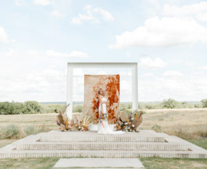 Minimalistic Terracotta Styled Shoot By Amy Maddox Photography