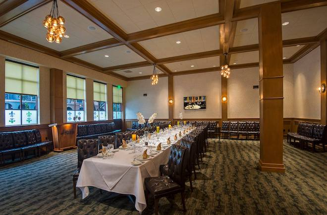 houston, private dining, intimate, rehearsal dinner venue, micro weddings, engagement parties, holiday parties, french, elegant, artisans restaurant
