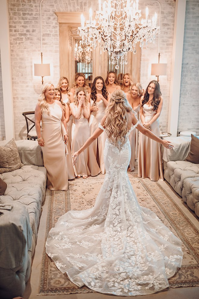 first look, bridal suite, soho suite, the astorian, french, victorian, unique, luxury, beautiful, bride, bridesmaids, champagne bridesmaids dresses, silk, bride tribe, ama by aisha, bridal portrait, bridal gown, bridal hair, bridal makeup, misty rockwell artistry