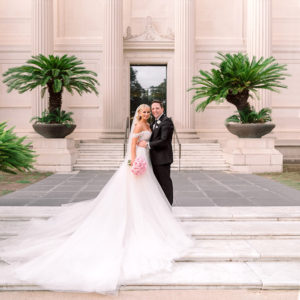 White, Gold And Black Classic Wedding By Stephania Campos