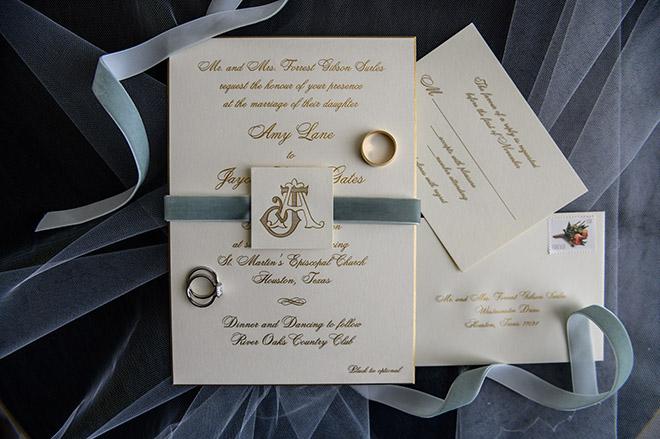 wedding, invitations, stationery, flatlay, classic, timeless, elegant, white, gold