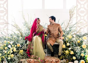 Multicultural Wedding Shoot At Ma Maison By Malleret Designs