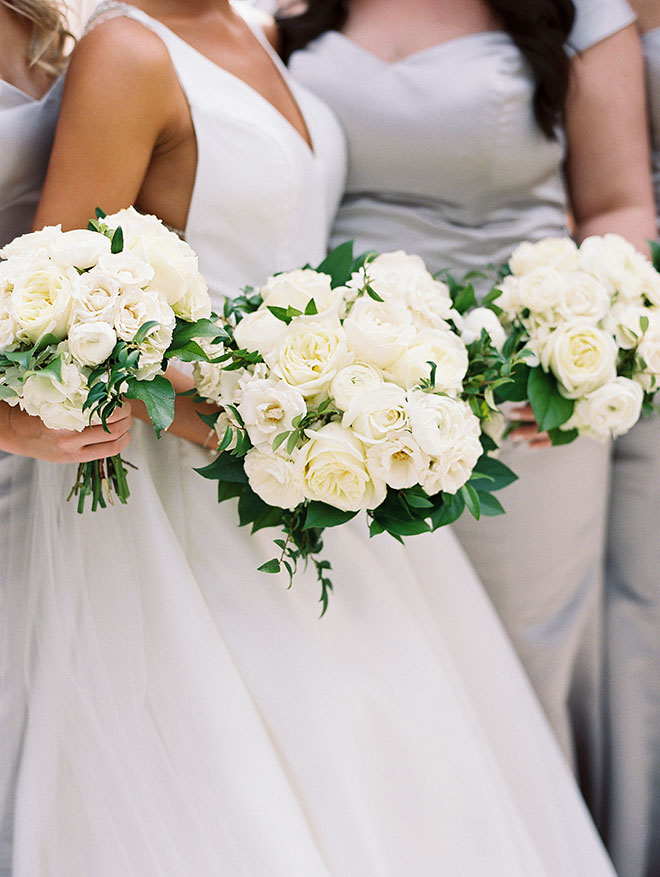 Timeless And Elegant, bridesmaids, outdoor photo, the woodlands country club, bridal bouquet, white flowers, bride tribe, bridal veil