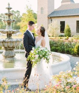 Whimsical Fairytale Wedding At Iron Manor