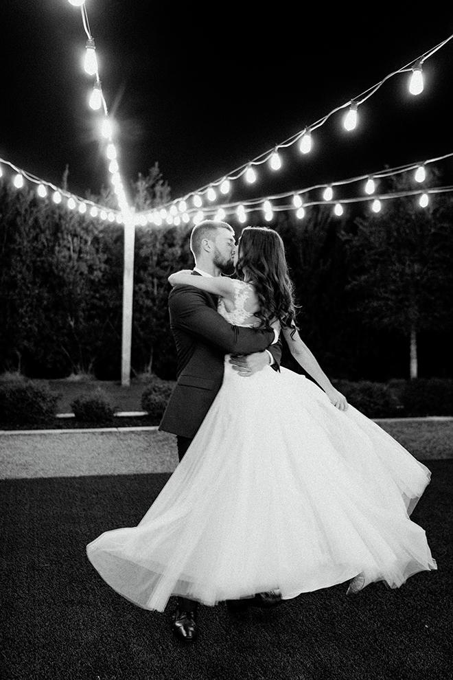 last dance, intimate moments, bridal gown, bride, groom, emily figurelli, houston photographer