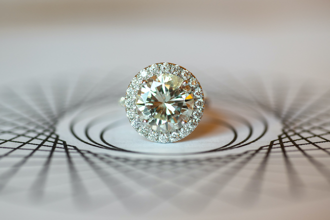 Diamond Ring, Shaftel Diamonds