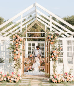 Vintage Chic Wedding Styled Shoot at The Carriage House