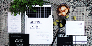 Invitations - Weddings In Houston