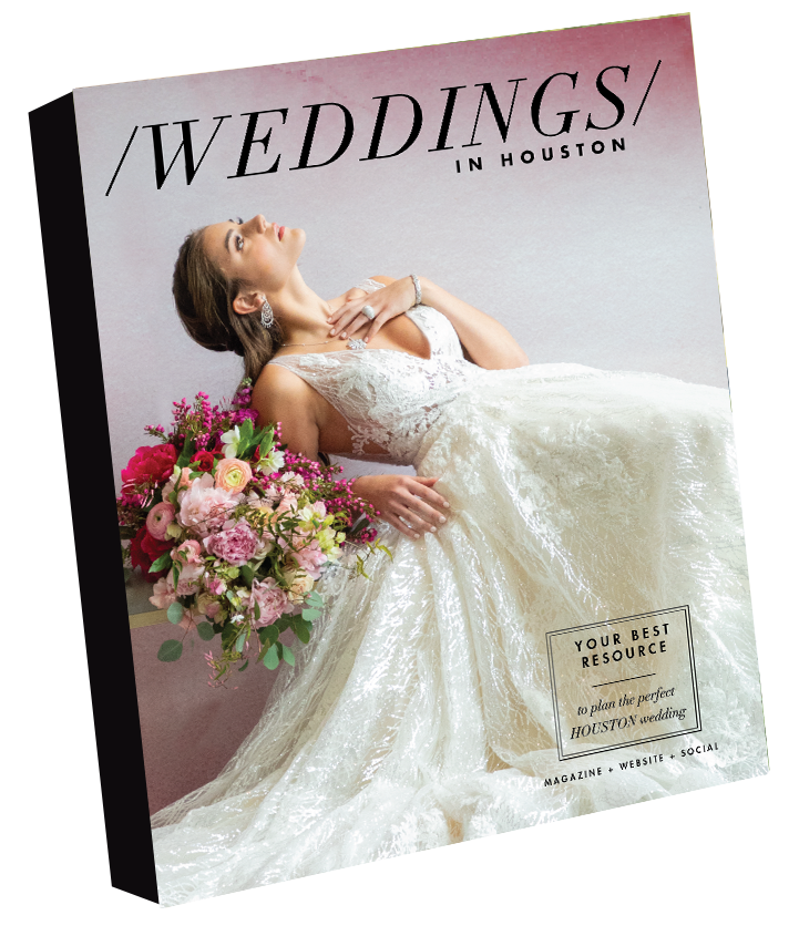 luxury wedding planning magazine