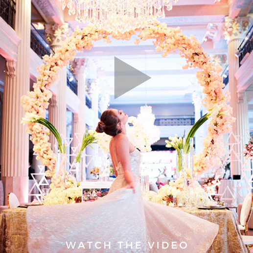 Luxury Wedding Event in Houston - Photo: Civic Photos