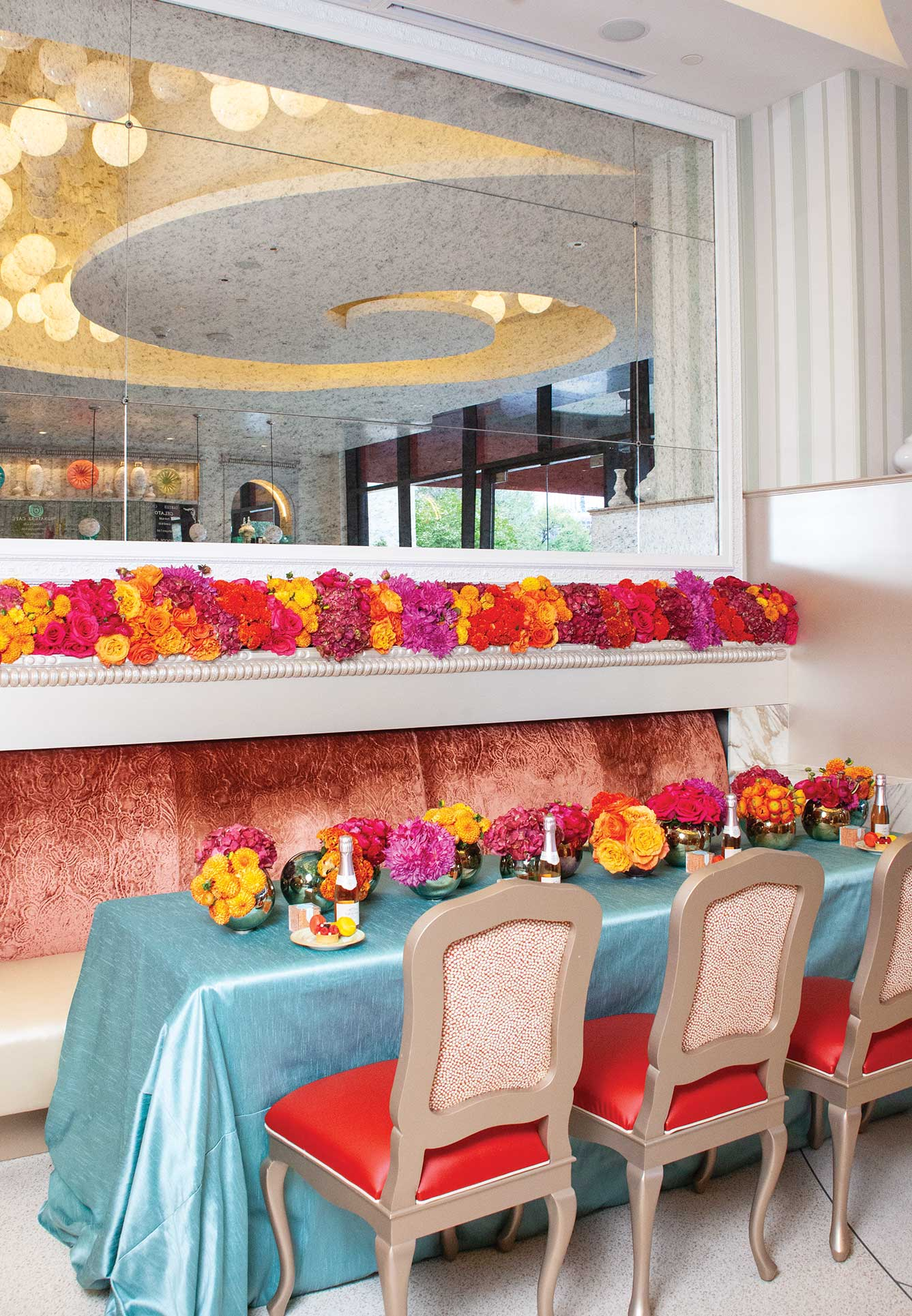 photo: larry fagala location: the post oak hotel  flowers & decor: the events co.