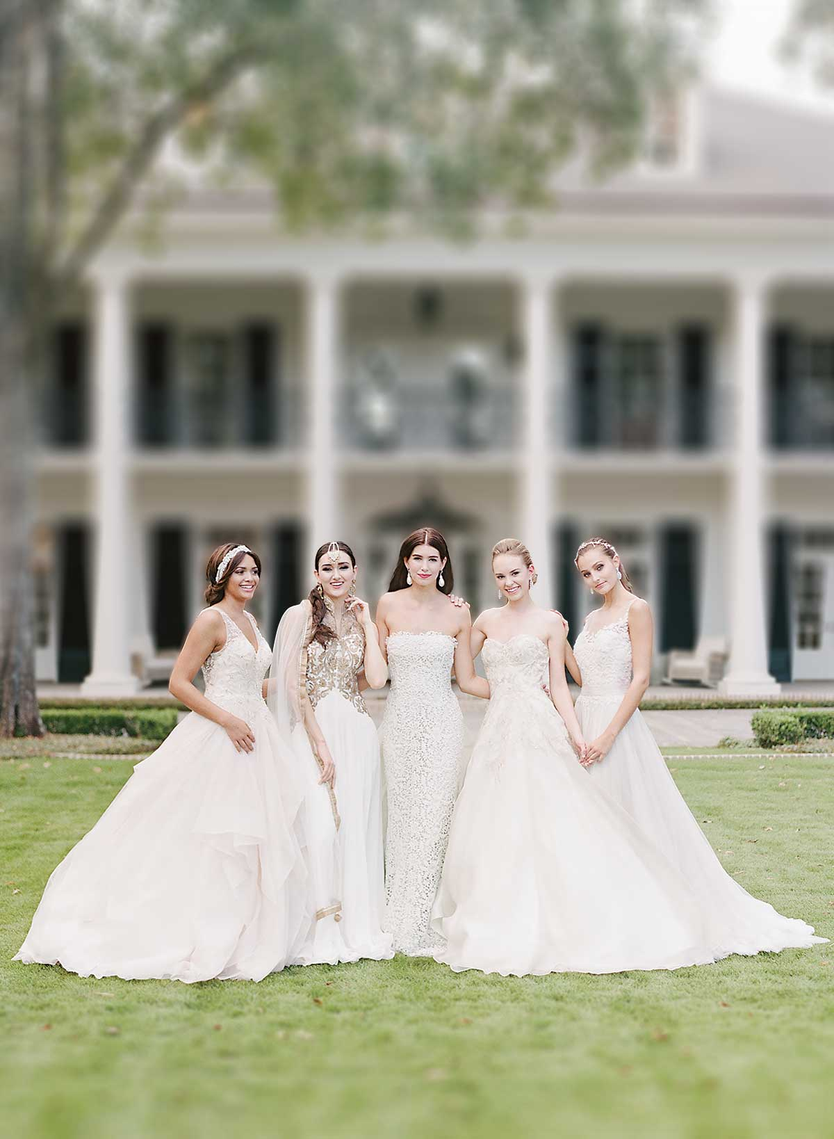 The New American Bride Weddings In