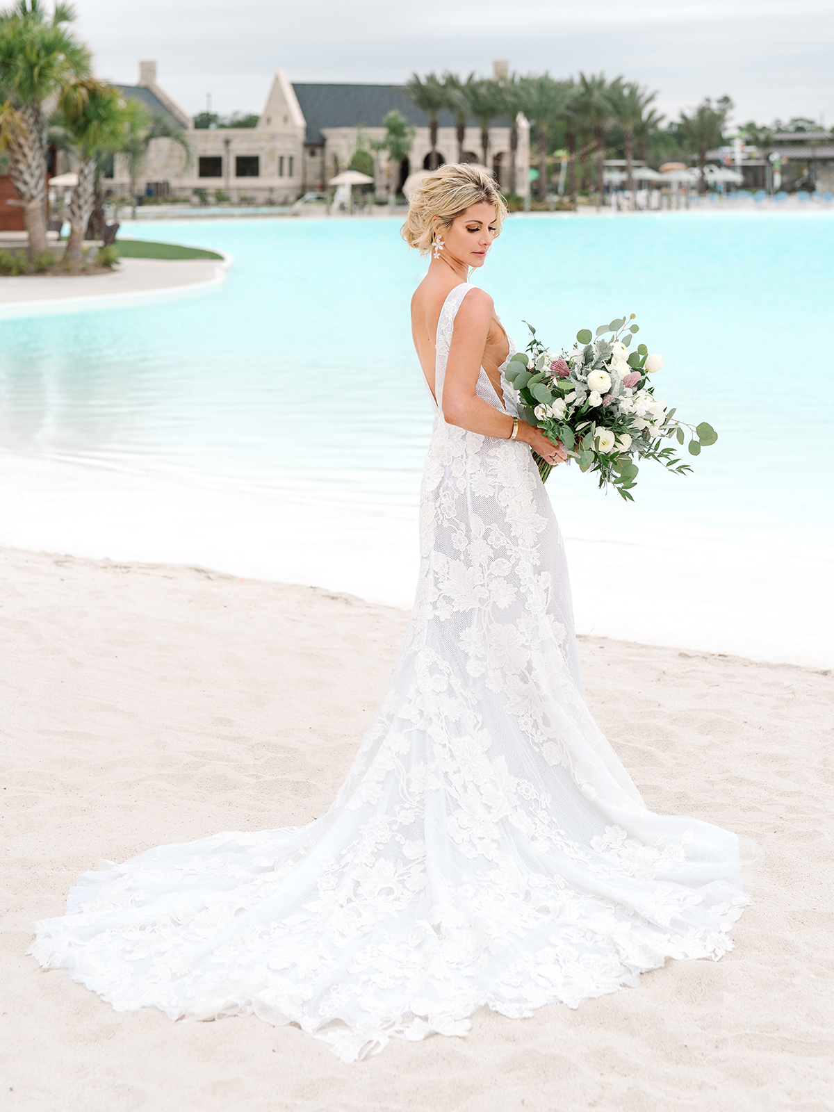 beach wedding houston