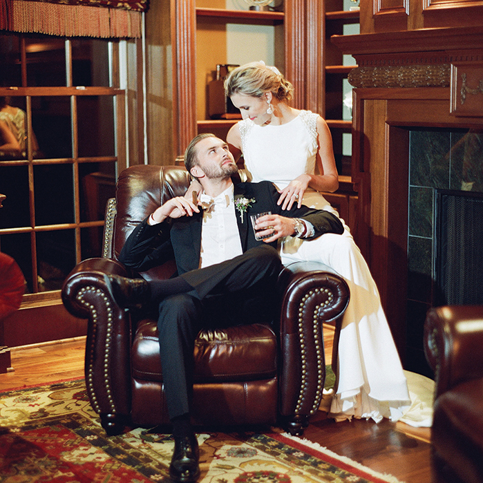 F. Scott Fitzgerald - Inspired Styled Shoot for Weddings in Houston Magazine