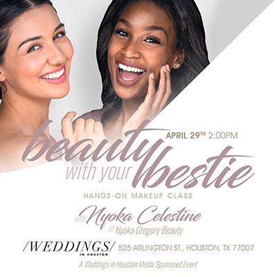 Nyoka Gregory Beauty - Houston Wedding Hair and Makeup Workshop