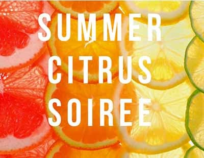 Chateau Polonez - Summer Wedding Citrus Soiree