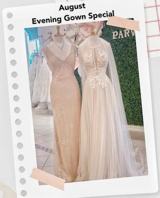 Parvani Vida Bridal & Formal - August Evening Gown Special