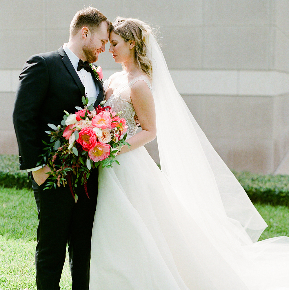 alicia + corey - wedding at hotel zaza