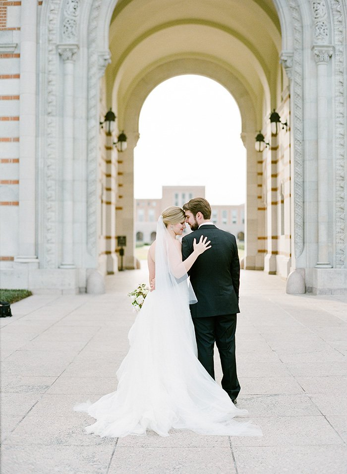 Real Houston Wedding - Photo: Kelli Durham Photography