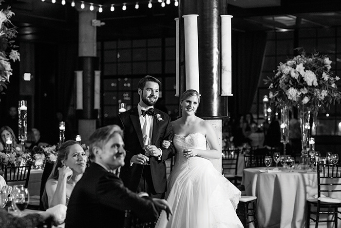 Real Houston Wedding - Photo: Kelli Durham Photography - The Astorian