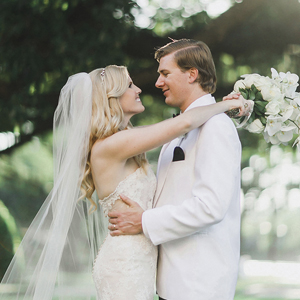 Amanda + Stuart  -  Real Houston Wedding