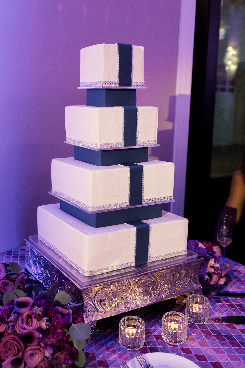 wedding cake - susie's cakes