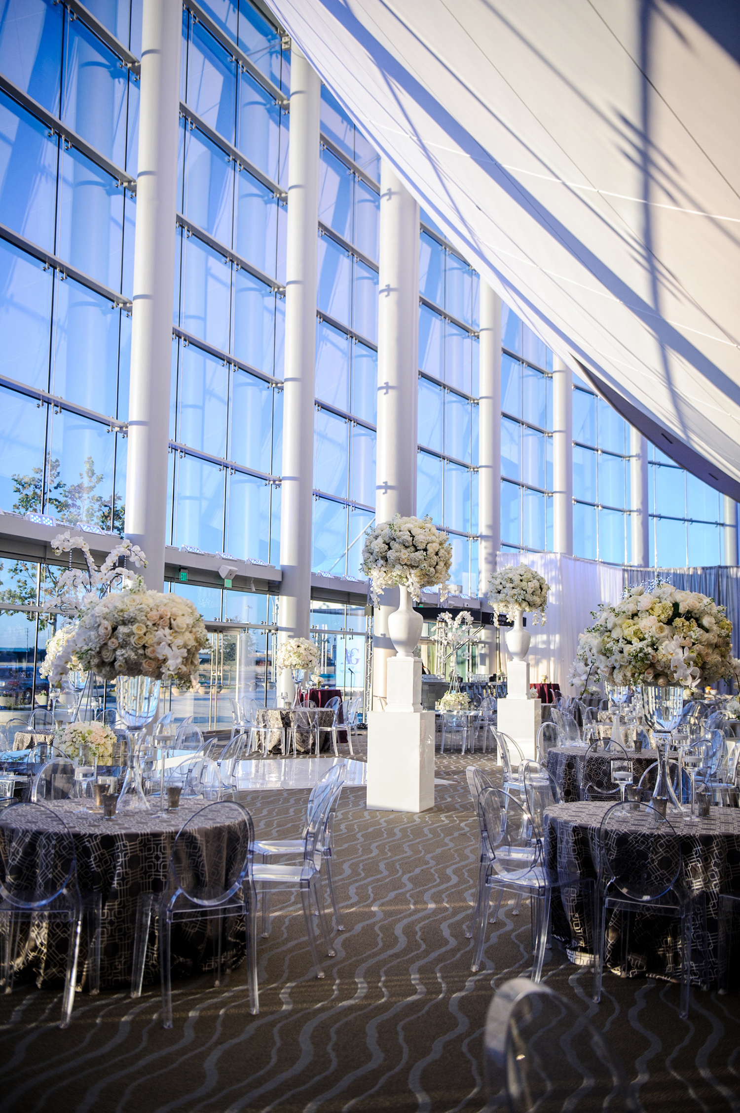 unique space for houston wedding