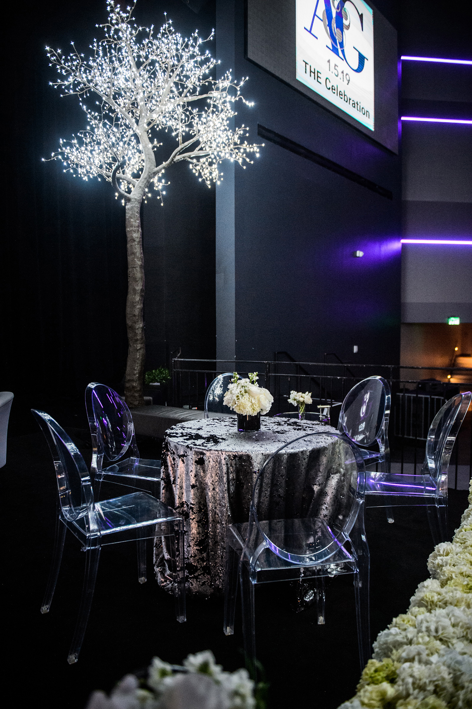 glam - unique wedding design and decor