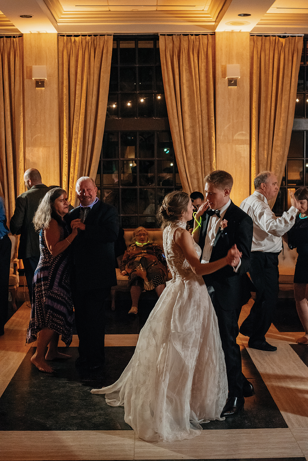 first dance - houston wedding