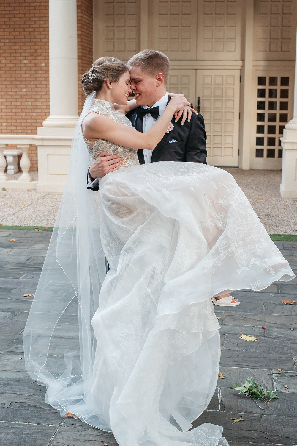 romantic photo - houston wedding