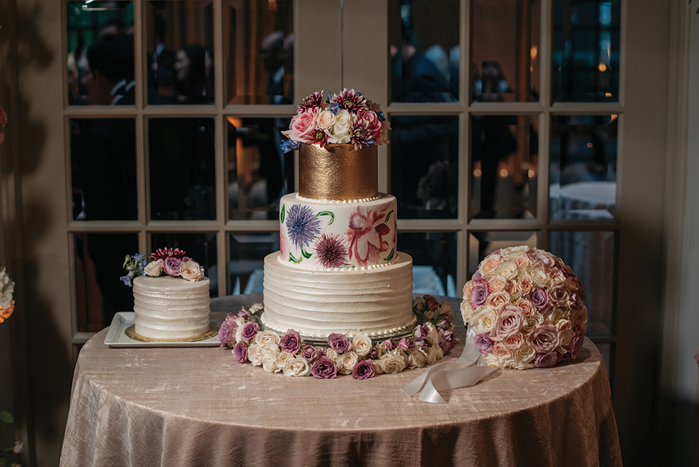 Susie's cakes - wedding cake