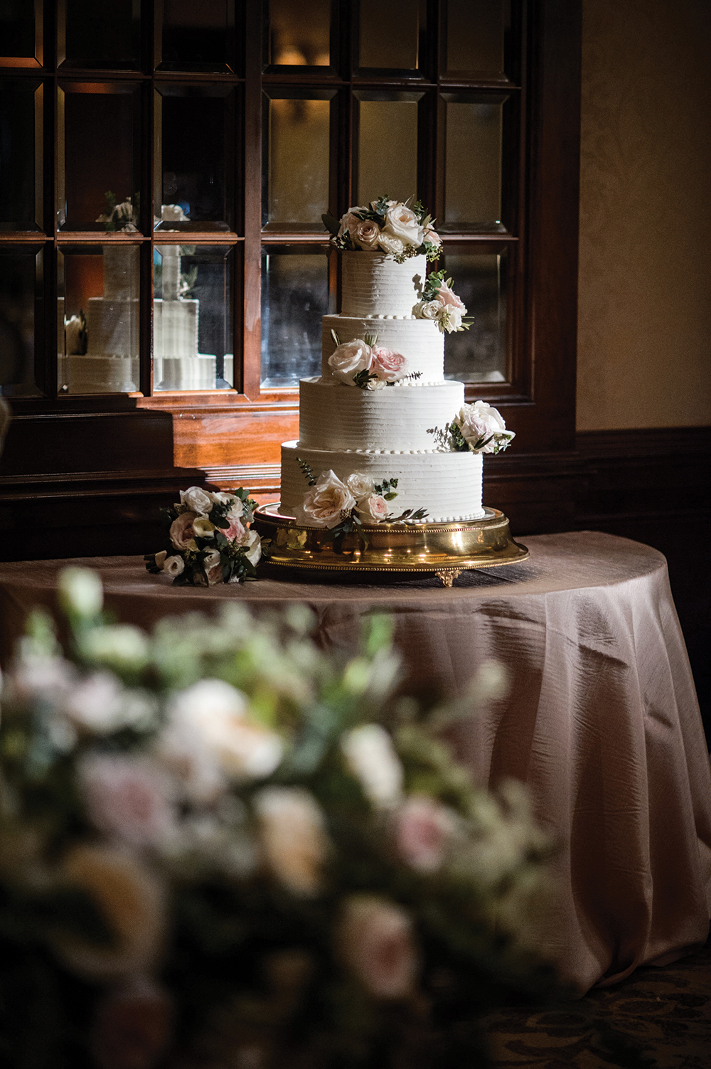 susie's cakes-wedding