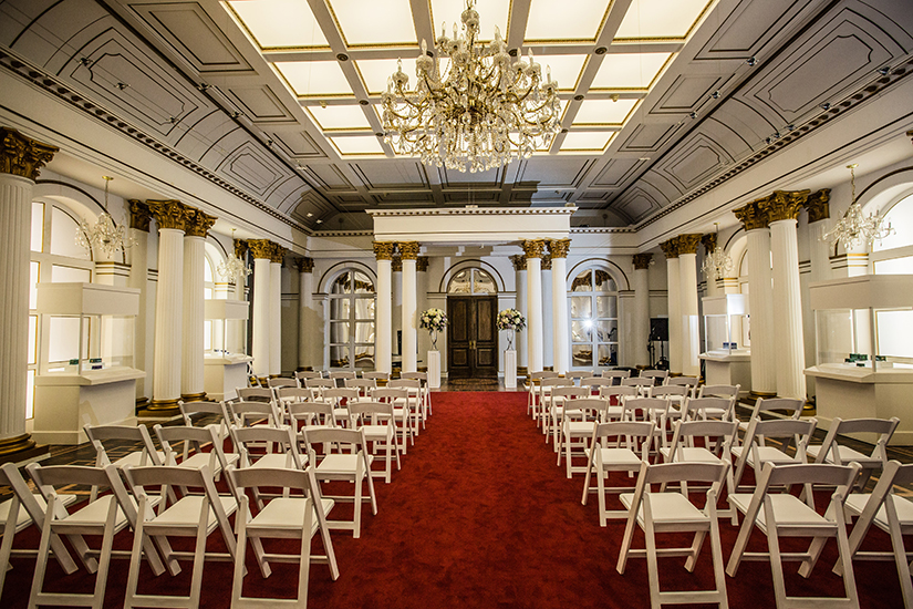 wedding ceremony - classic - wedding decor
